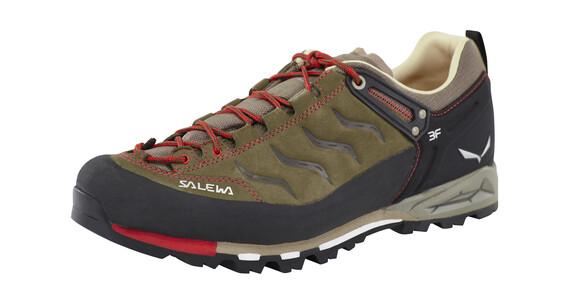 Salewa MTN Trainer L Schoenen Heren bruin